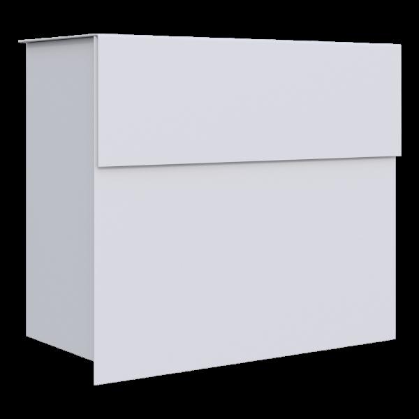 Bravios Briefkasten briefkasten design wandbriefkasten molto weiss bravios