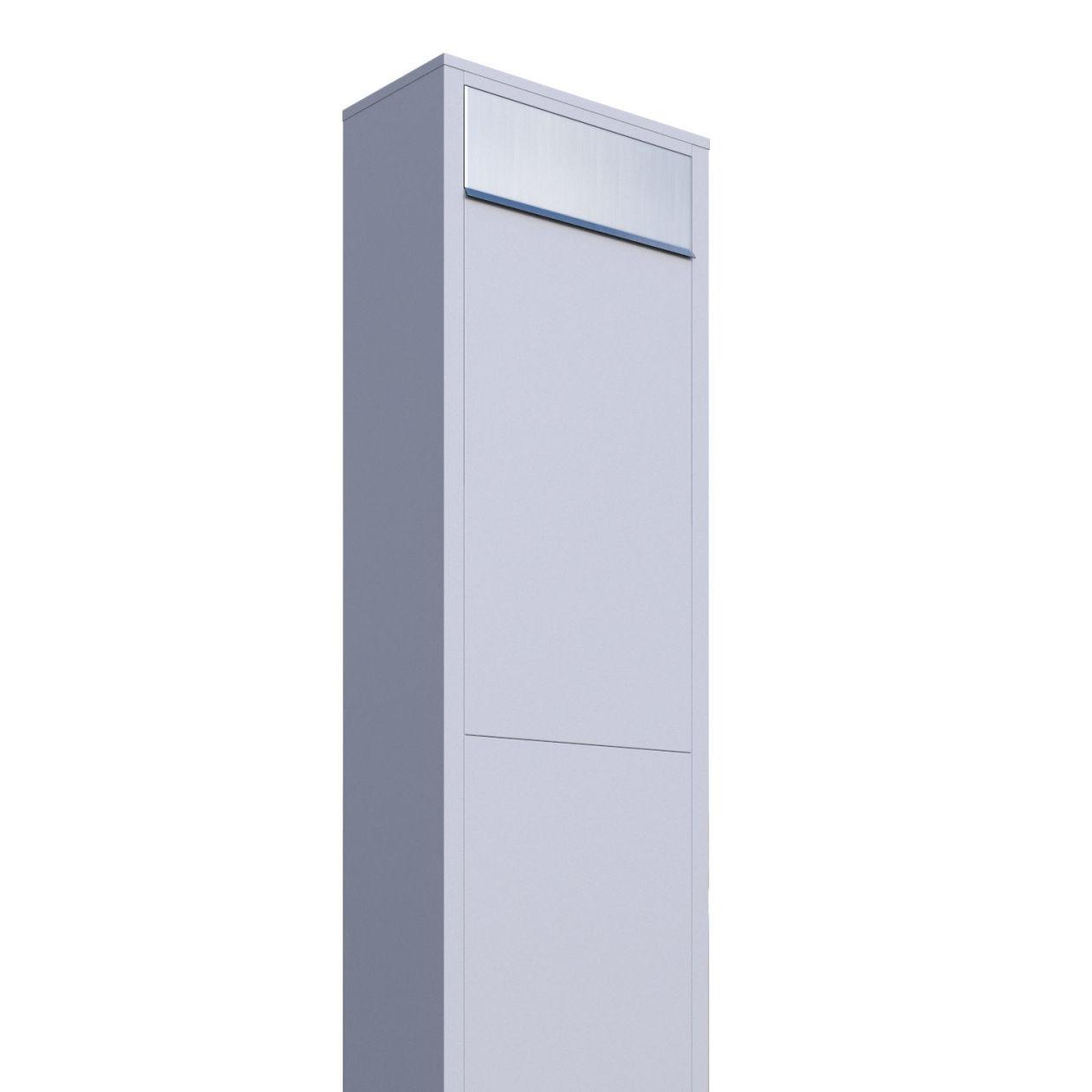 standbriefkasten design briefkasten big box weiss bravios On bravios briefkasten