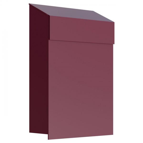 Postkasten Design Wandbriefkasten Rot