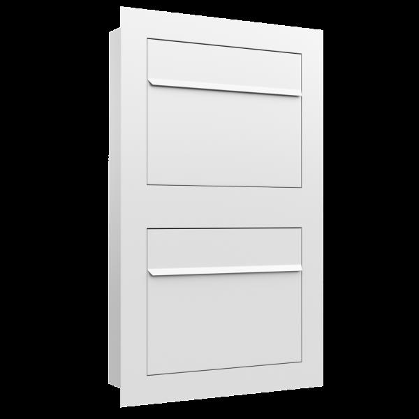 Einbaubriefkasten Sora for Two in Weiß