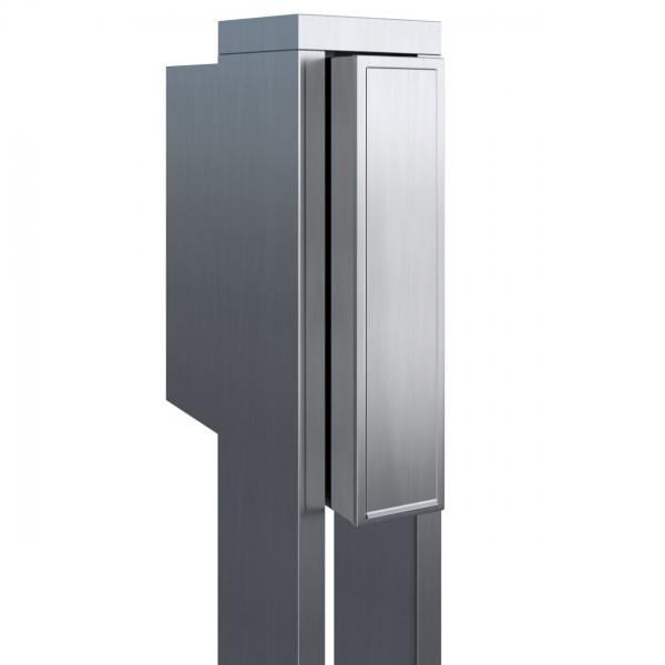 Briefkasten Design Standbriefkasten Edelstahl