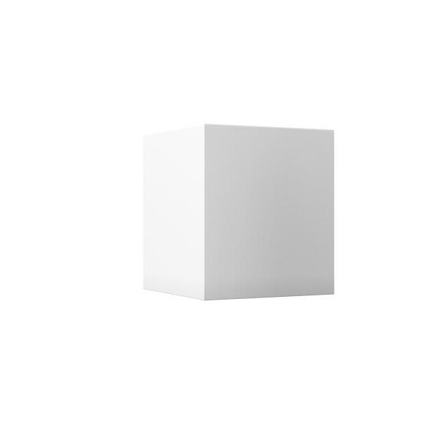 """Wandleuchte """"Cube Quarto"""" in Weiß"""