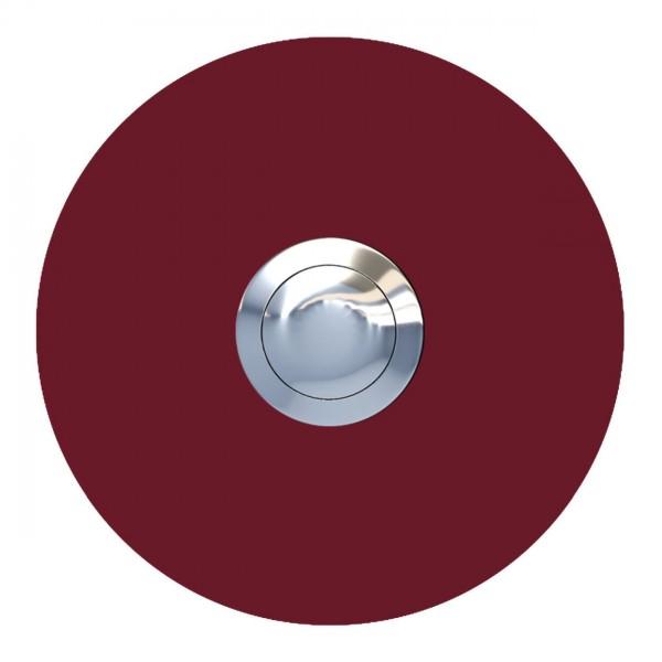 Klingel Design Klingeltaster Rot