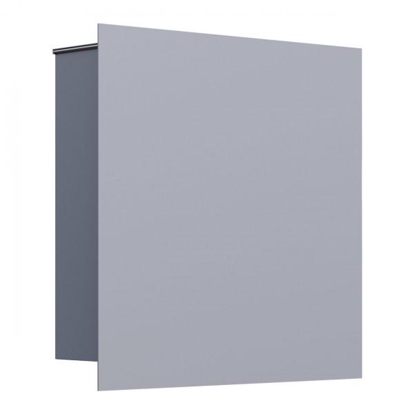 Briefkasten Design Wandbriefkasten Grau